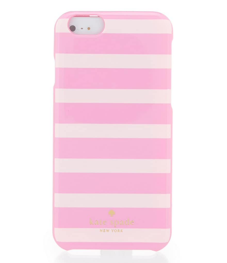 kate spade new york Fairmont Square Striped iPhone 6/6s Case