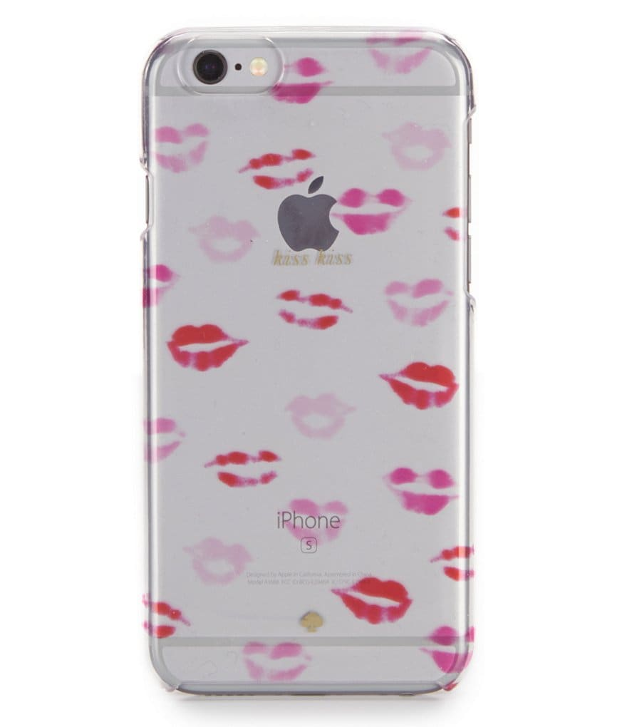 kate spade new york Kiss Kiss iPhone® 6/6s Case