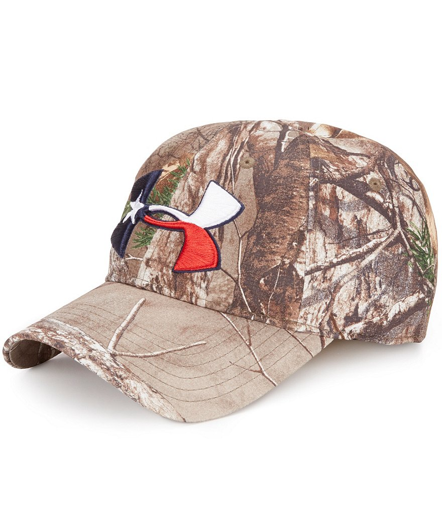 Under Armour Hunt Texas Camo Cap