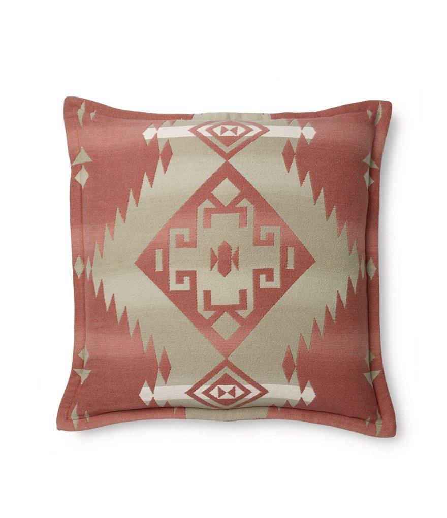 Southwestern Euro Pillow Shams : Ralph Lauren Amagansett Collection Southview Southwestern Euro Sham Dillards