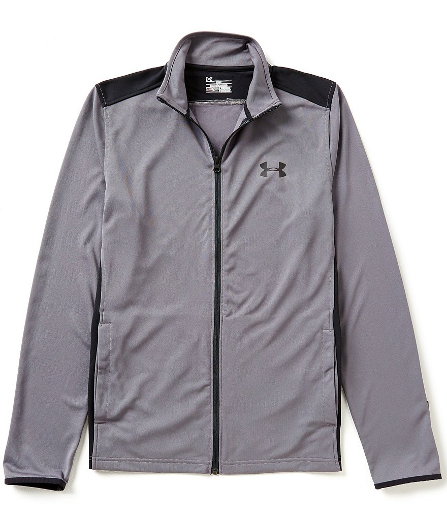 Under Armour Maverick Zip-Front Jacket