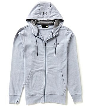 Under Armour Tri-Blend Full-Zip Hoodie