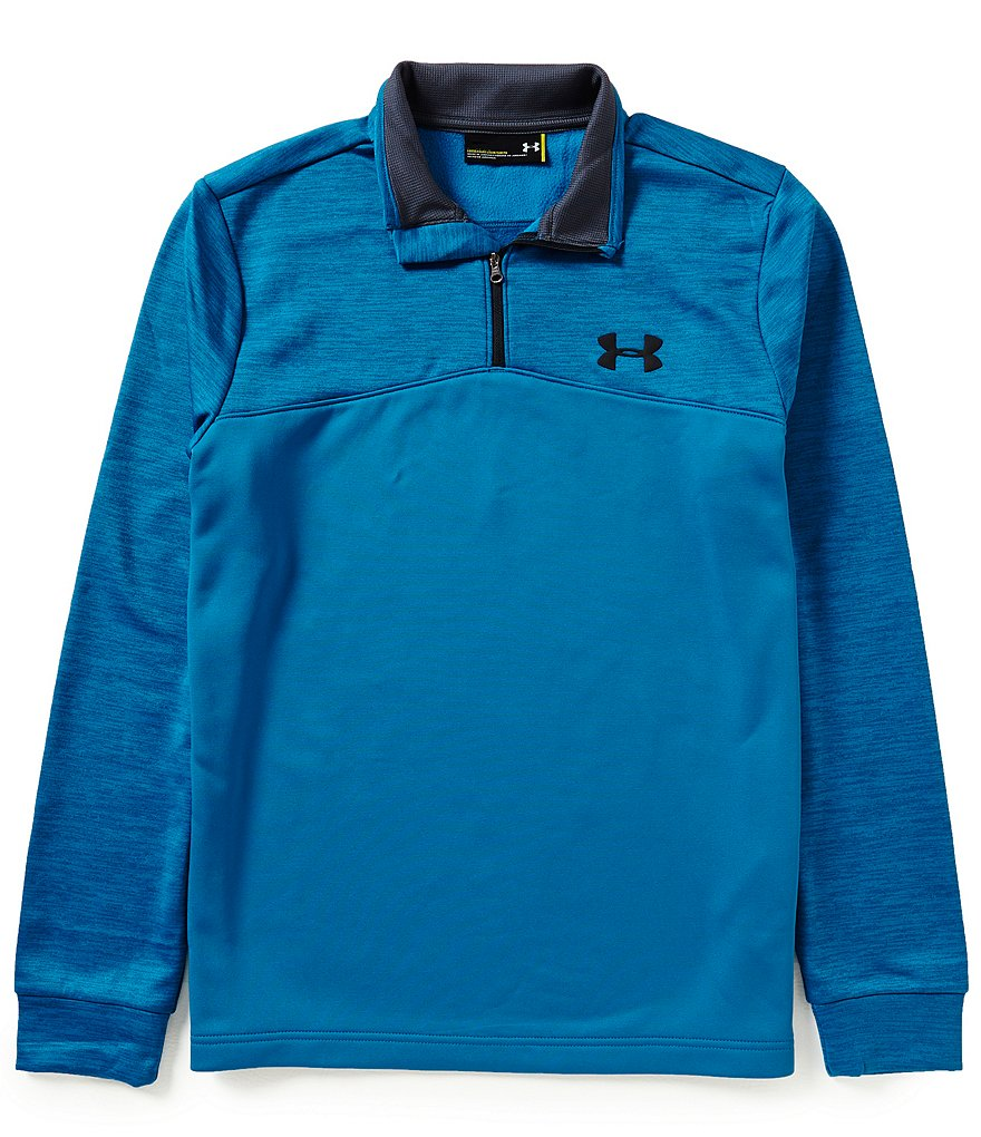 Under Armour Fleece Icon Quarter-Zip Top