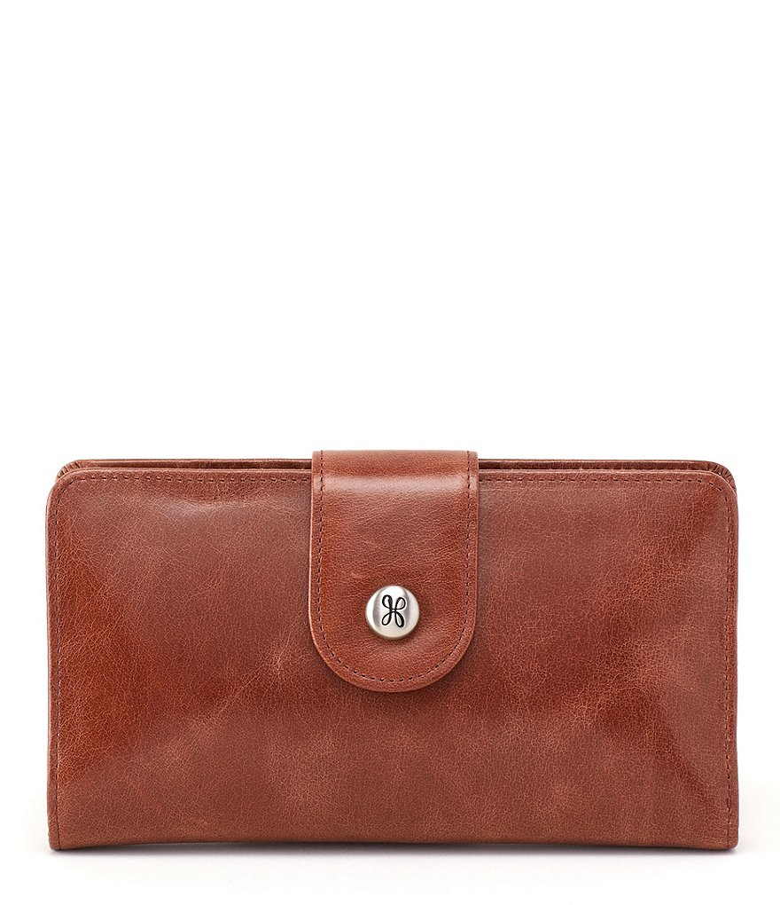 Hobo Danette Leather Wristlet
