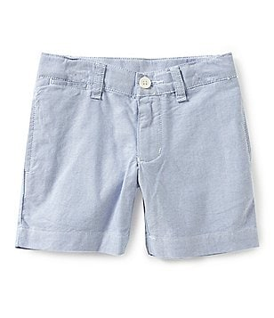 Ralph Lauren Childrenswear Little Boys 2T-7 Oxford Shorts