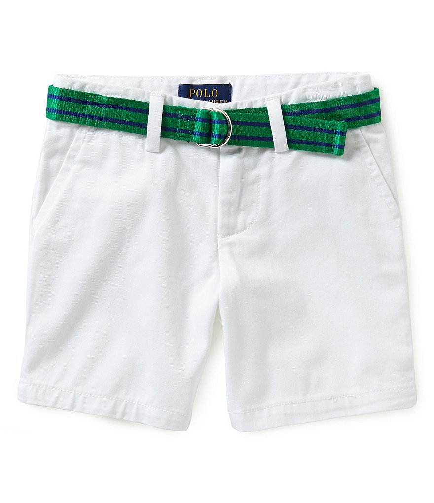Ralph Lauren Childrenswear Little Boys 2T-7 Classic Chino Shorts