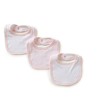Edgehill Collection 3-Pack Bibs
