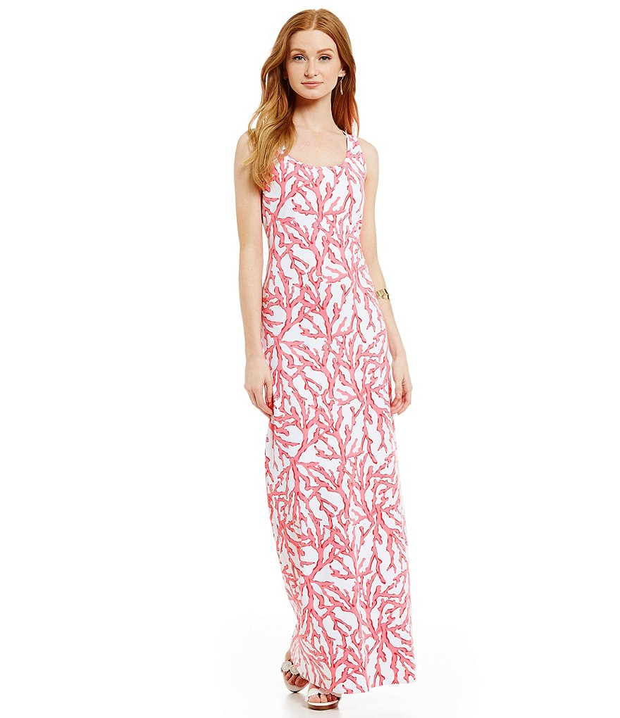 J.McLaughlin Charlotte Sleeveless Maxi Dress