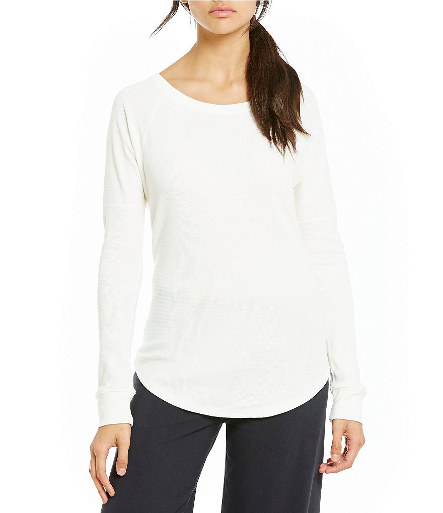 Under Armour Waffle Knit Long Sleeve Tee