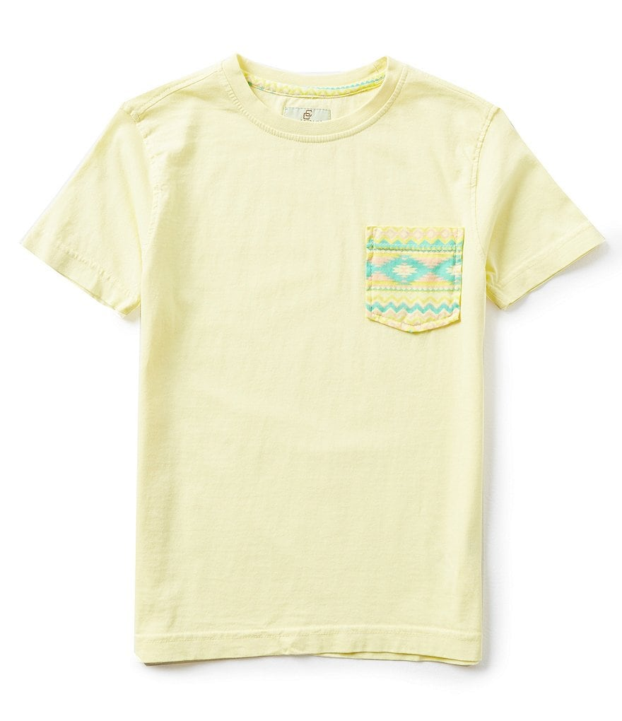 Class Club Little Boys 2T-7 Short-Sleeve Crew Neck Tee