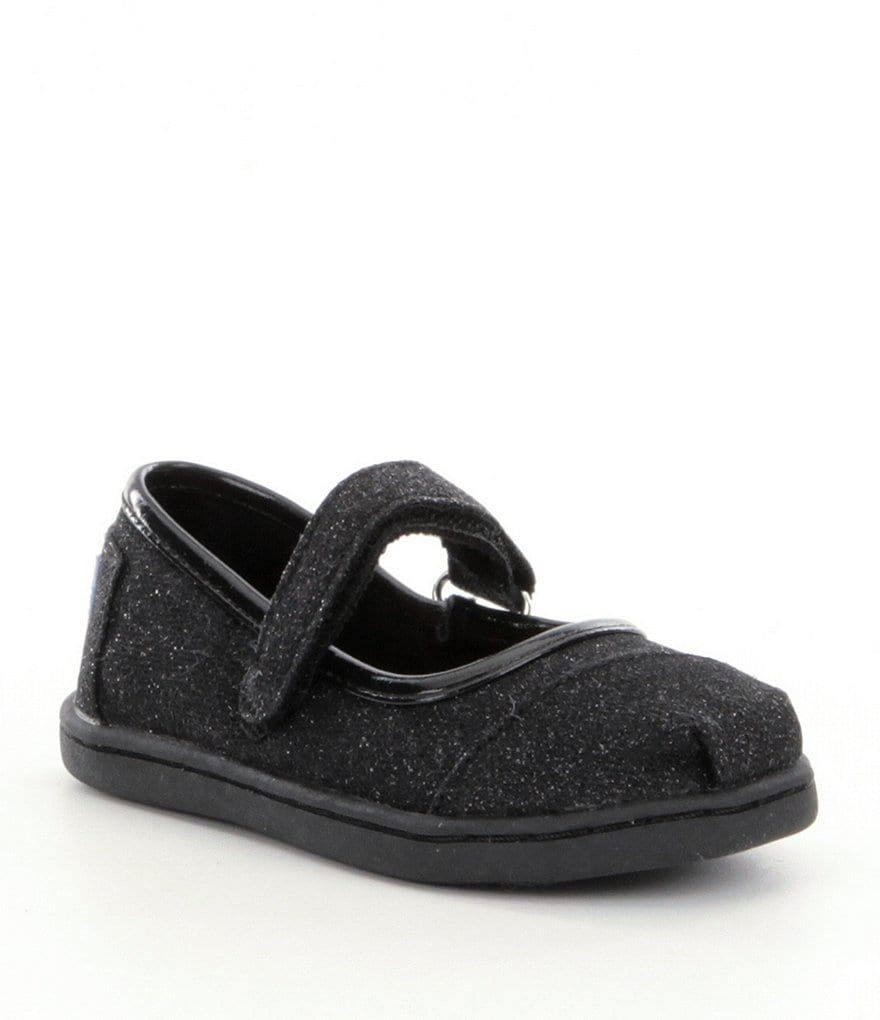 TOMS Girls' Mary Janes