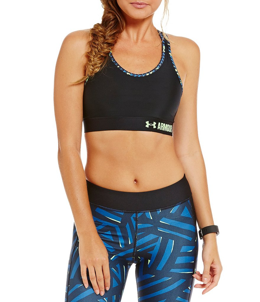Under Armour Self Biding Sports Bra