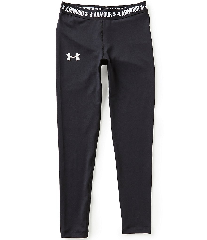 Under Armour Big Girls 7-16 HeatGear® Leggings