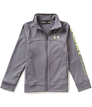 Under Armour Big Boys 8-20 Pennant Warm-Up Jacket