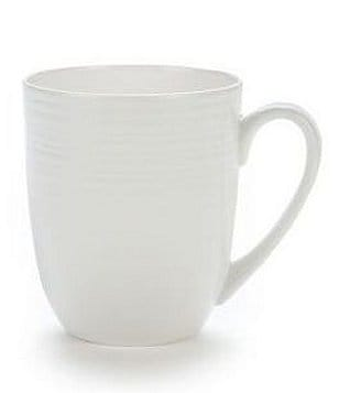 Gorham Branford Grooved Bone China Mug