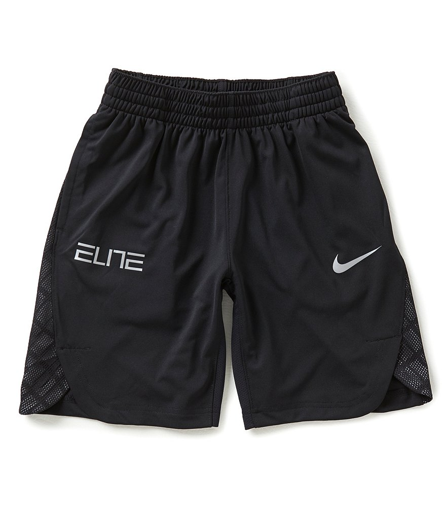 Nike Big Boys 8-20 Elite Shorts