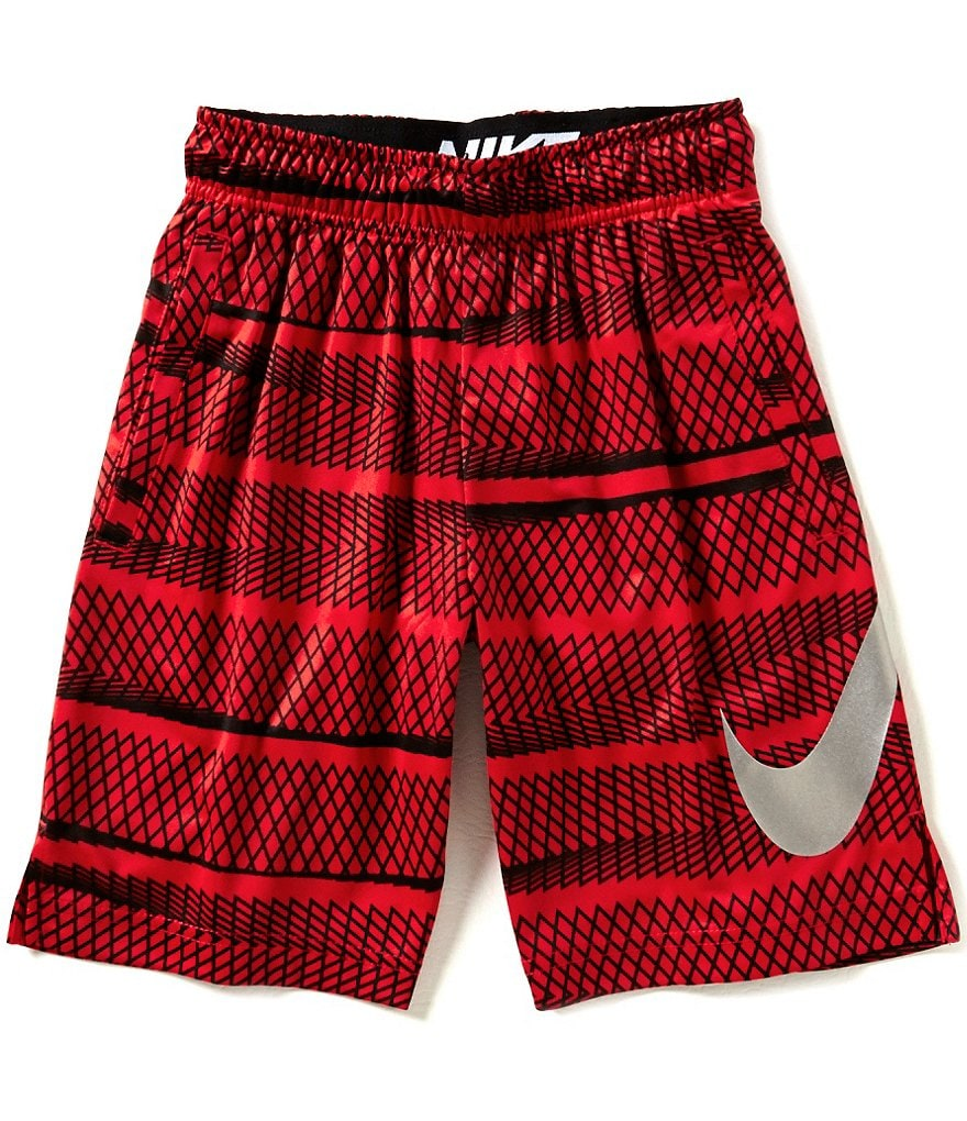 Nike Big Boys 8-20 Printed Dri-FIT Shorts
