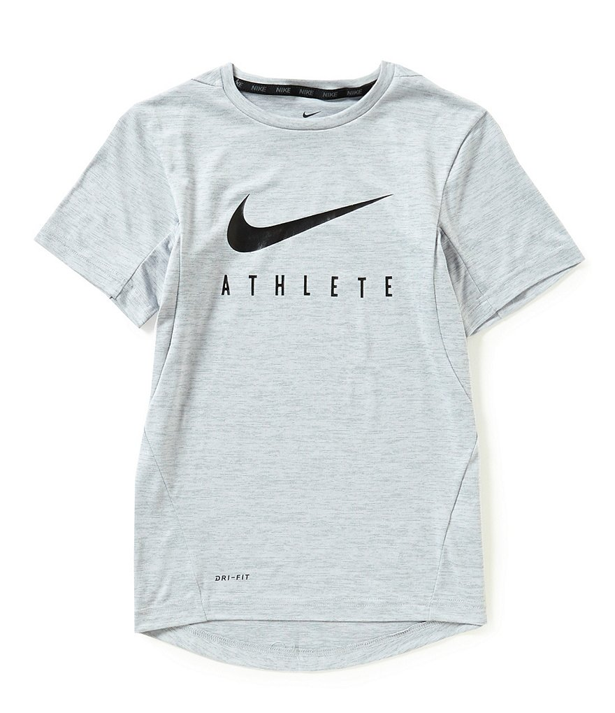 Nike Big Boys 8-20 Dri-FIT GFX Training Shirt