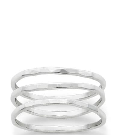 James Avery Delicate Forged Rings