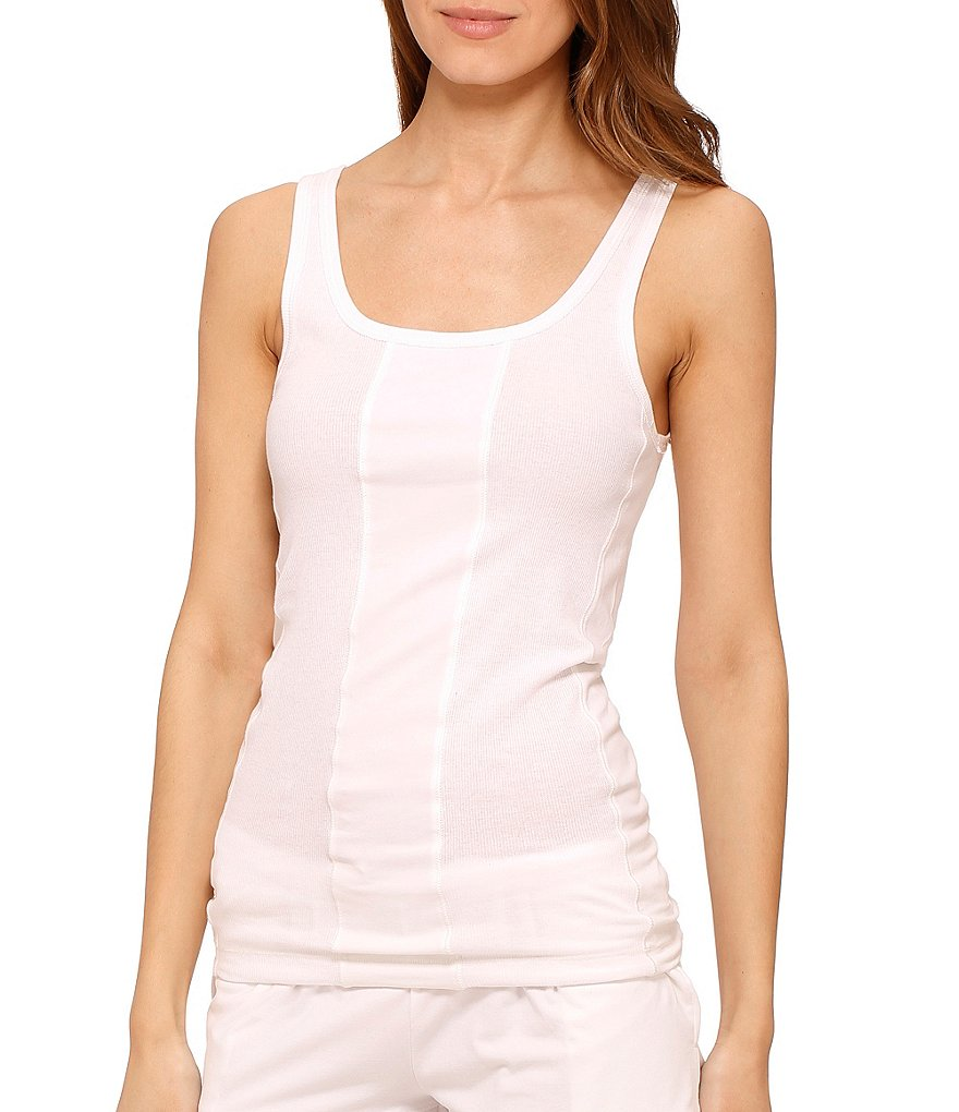 DKNY Pima Cotton Tank Top