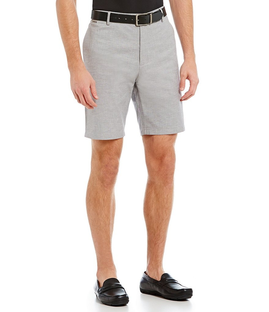Vince Camuto Slim-Fit Shorts