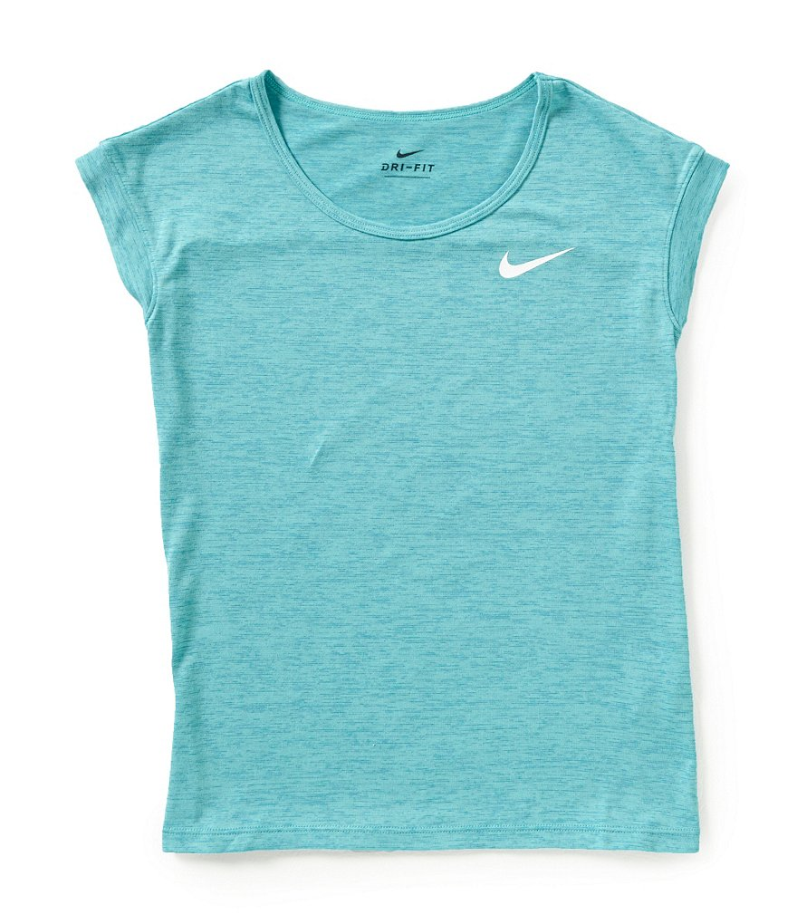 Nike Big Girls 7-16 Dri-FIT Classic Active Top