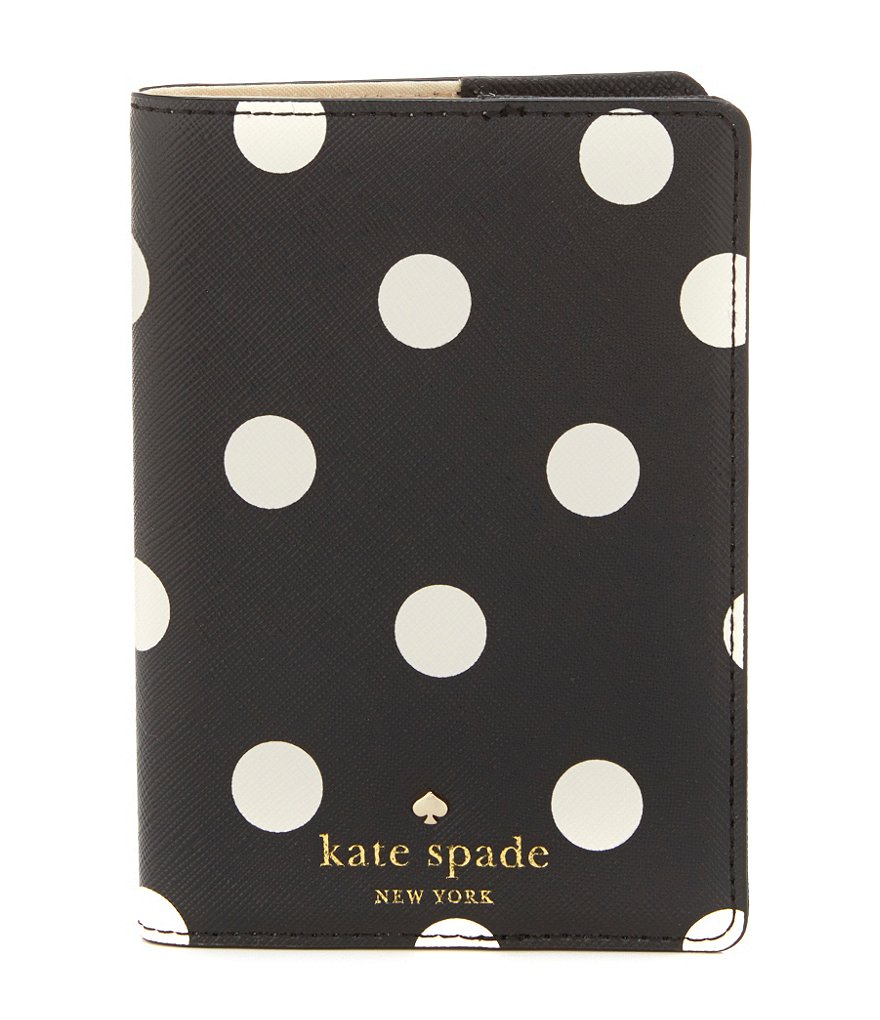 kate spade new york Cedar Street Dotted Passport Holder