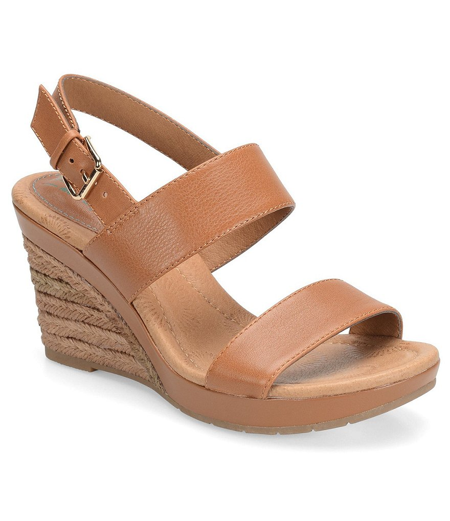 Montana Tangier Wedge Sandals