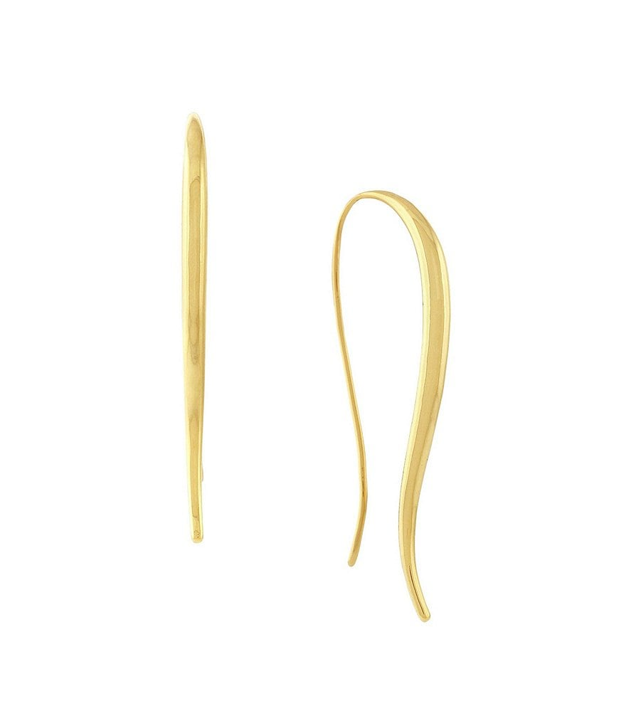 Vince Camuto Sculptural Threader Earrings
