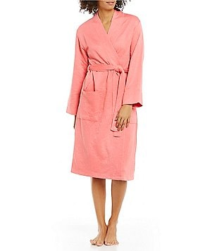 N by Natori Quilted Wrap Robe