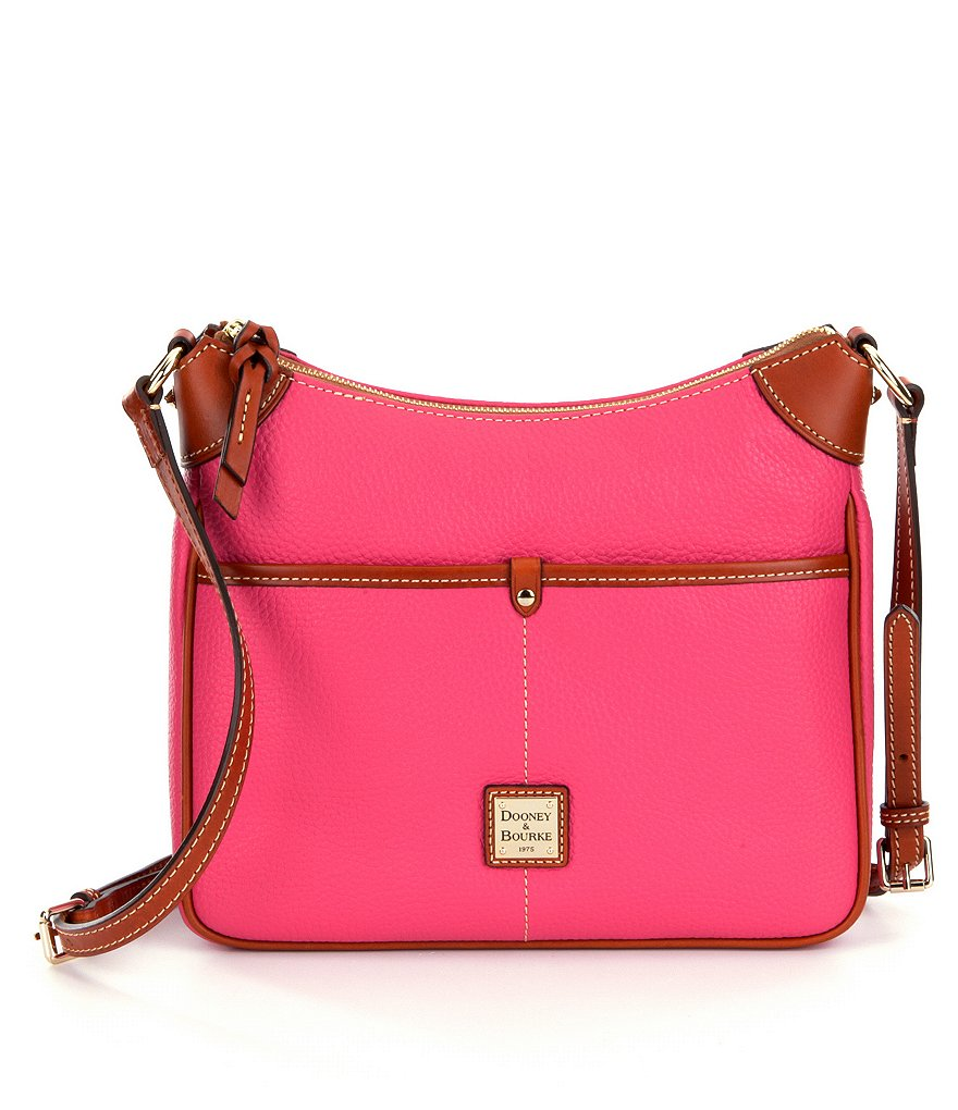 Dooney & Bourke Pebble Collection Kimberly Cross-Body Bag