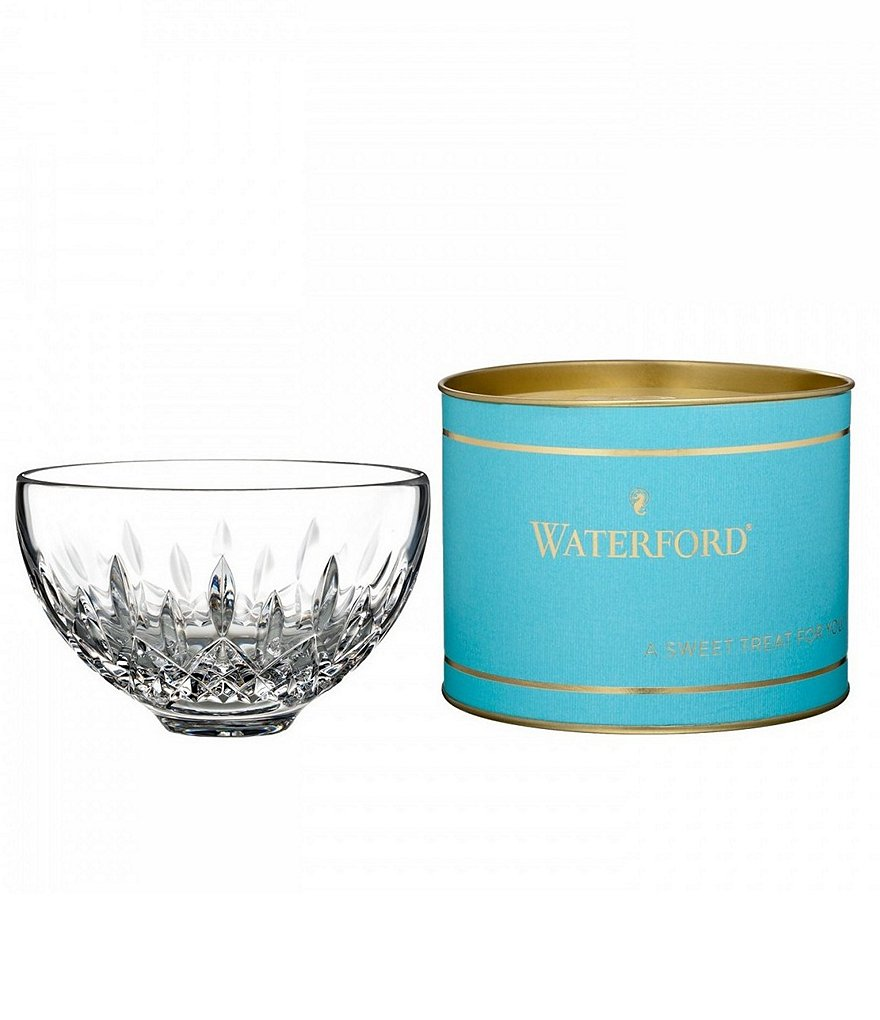 Waterford Giftology Lismore Crystal Honey Bowl