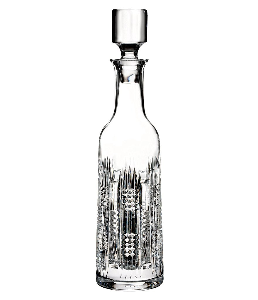 Waterford Dungarvan Tall Crystal Decanter