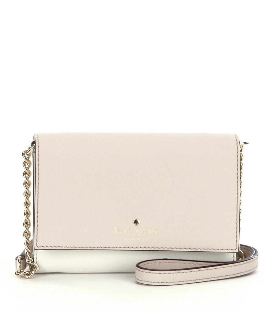 kate spade new york Cami Color Block Chain Strap Cross-Body Bag