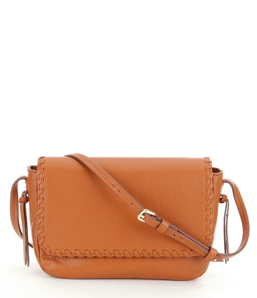 Cole Haan Rumey Leather Cross Body Bag