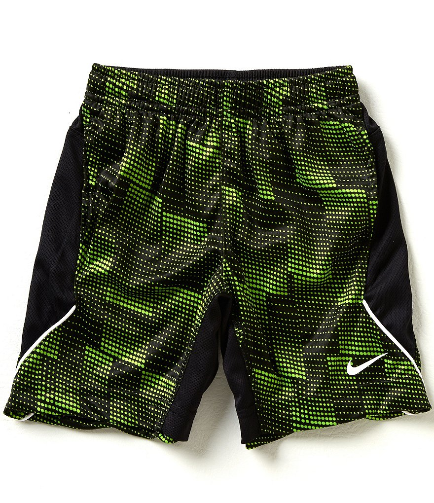 Nike Little Boys 2T-7 Legacy Printed Shorts