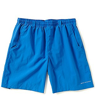 Columbia PFG Backcast III Textured Poplin Water Shorts