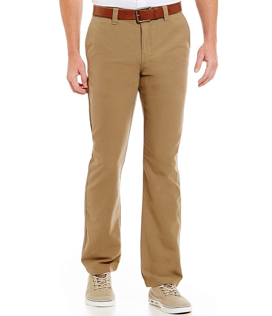Columbia PFG ROC II Slim-Fit Flat-Front Pants