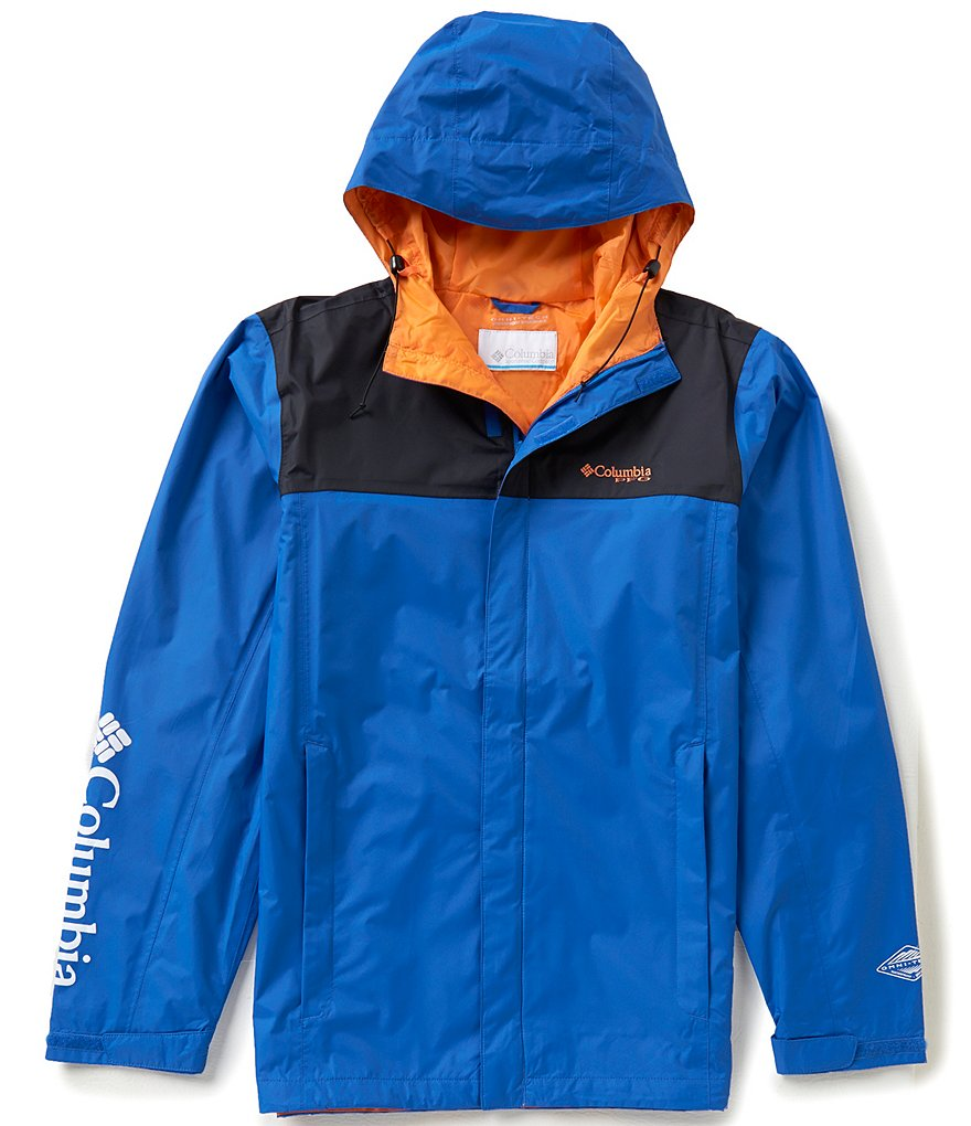 Columbia PFG Omni-Tech™ Waterproof Storm Jacket