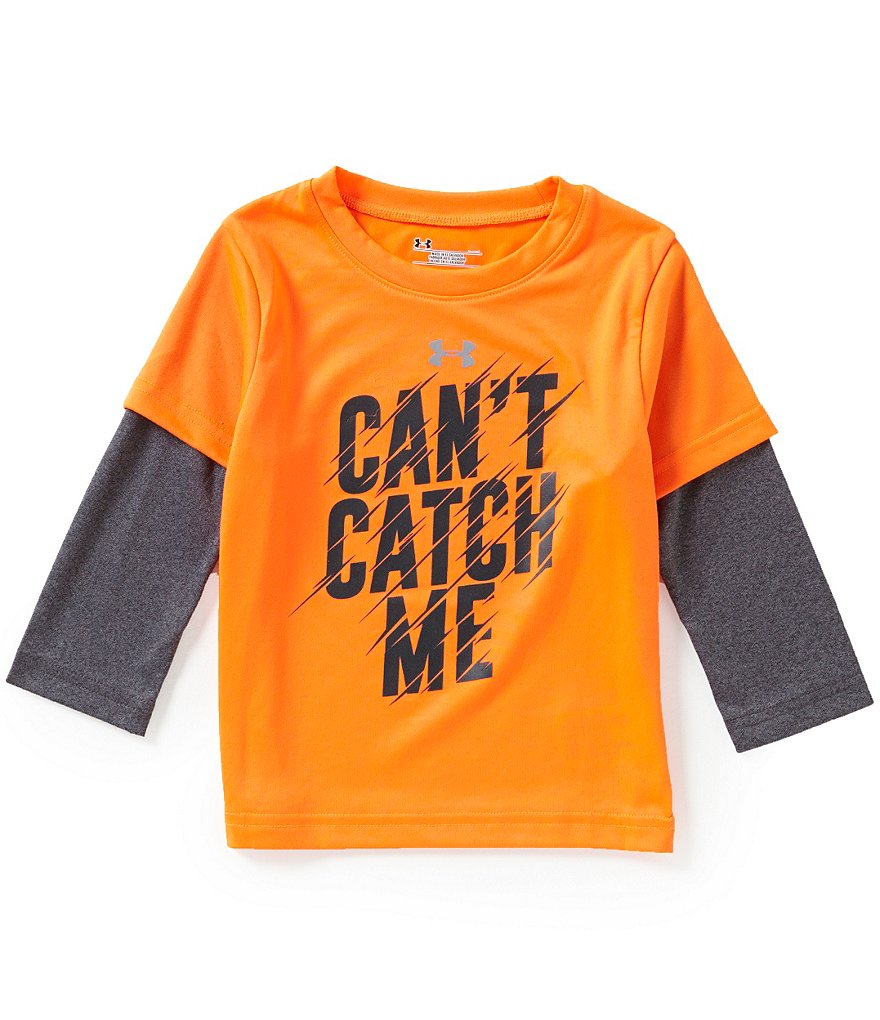 Under Armour Baby Boys 12-24 Months Can´t Catch Me Slider Tee