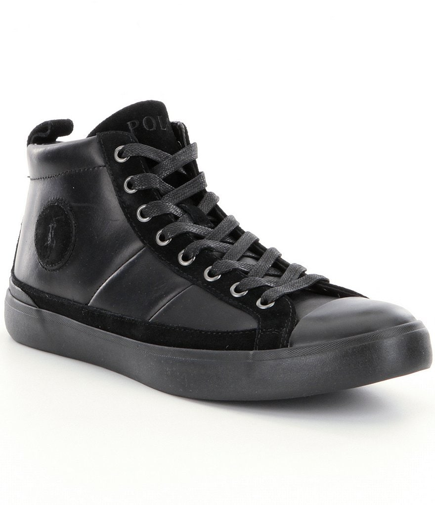 Polo Ralph Lauren Clarke Men´s High-Top Sneakers