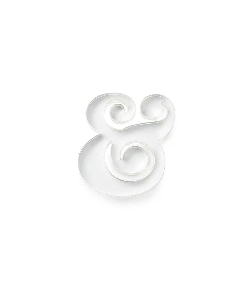 kate spade new york Acrylic Ampersand Paperweight