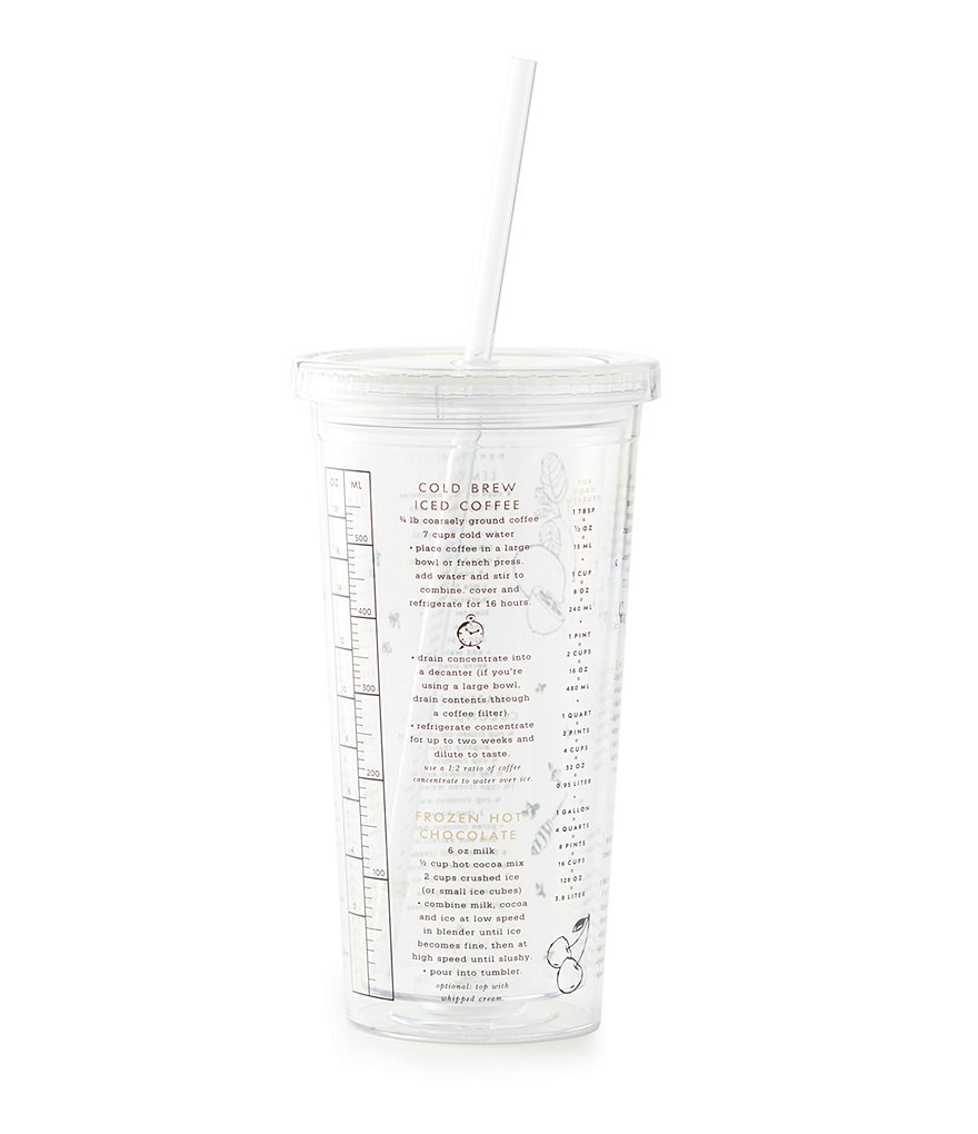 kate spade new york Recipes Insulated Tumbler