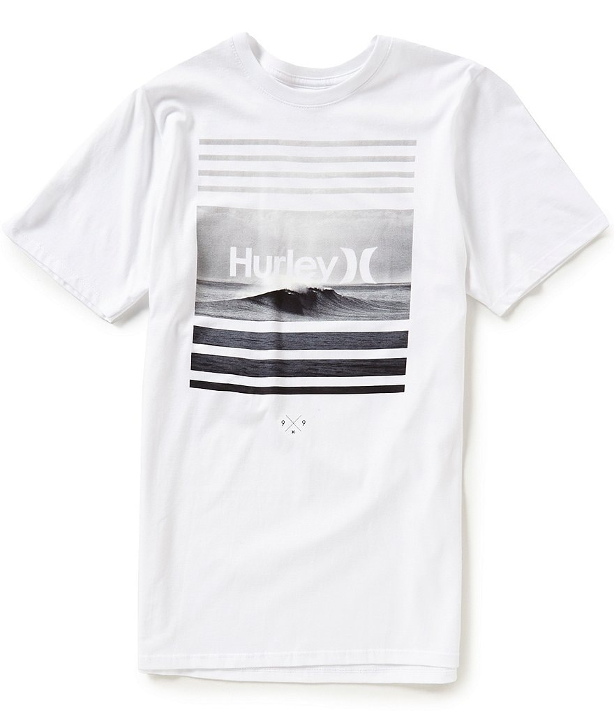 Hurley Sustenance Short-Sleeve Premium Graphic Tee