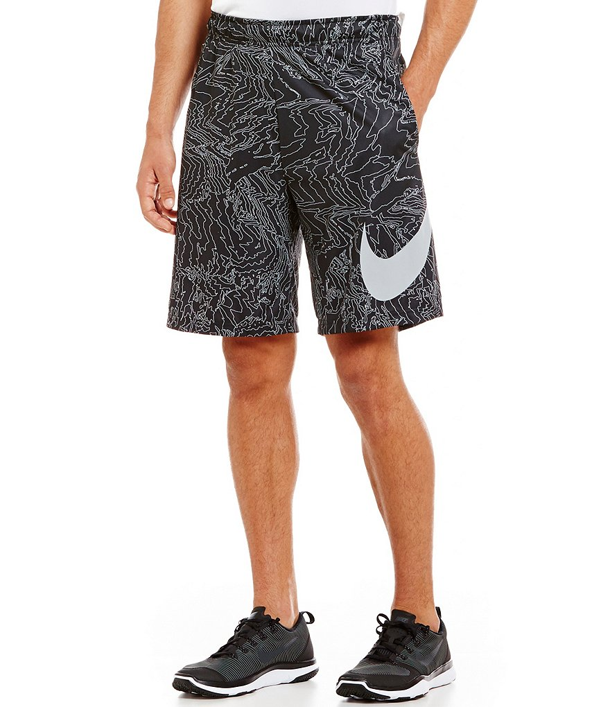Nike Fly Topo Camo Dri-FIT Training Shorts