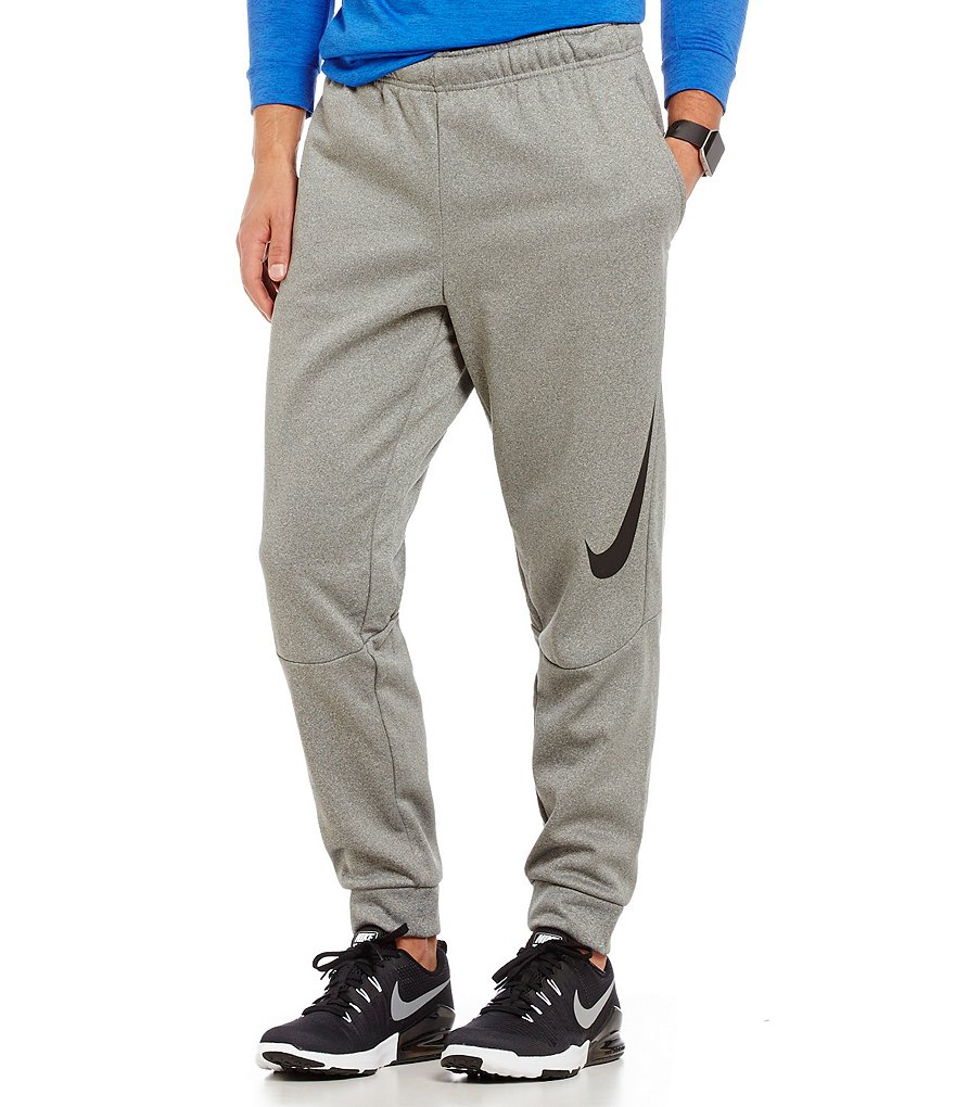 Nike Therma Big Swoosh Tapered Training Pants