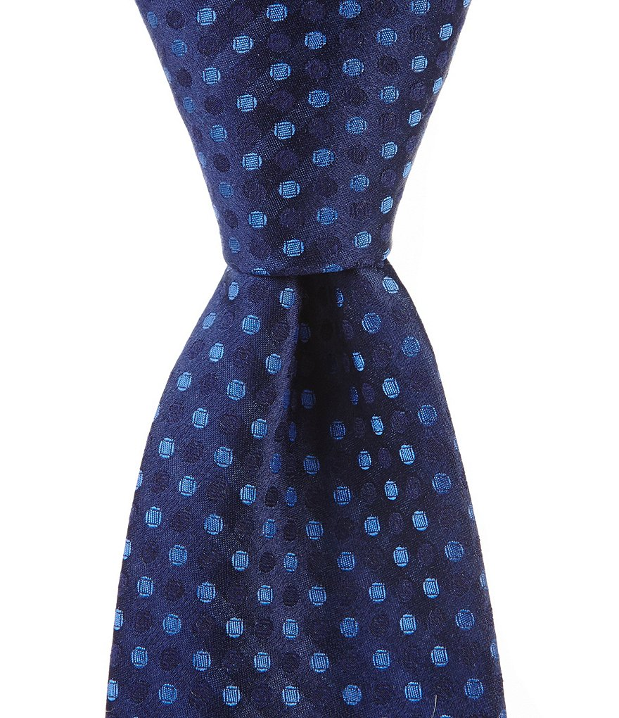 Murano Rec Dot Narrow Tie