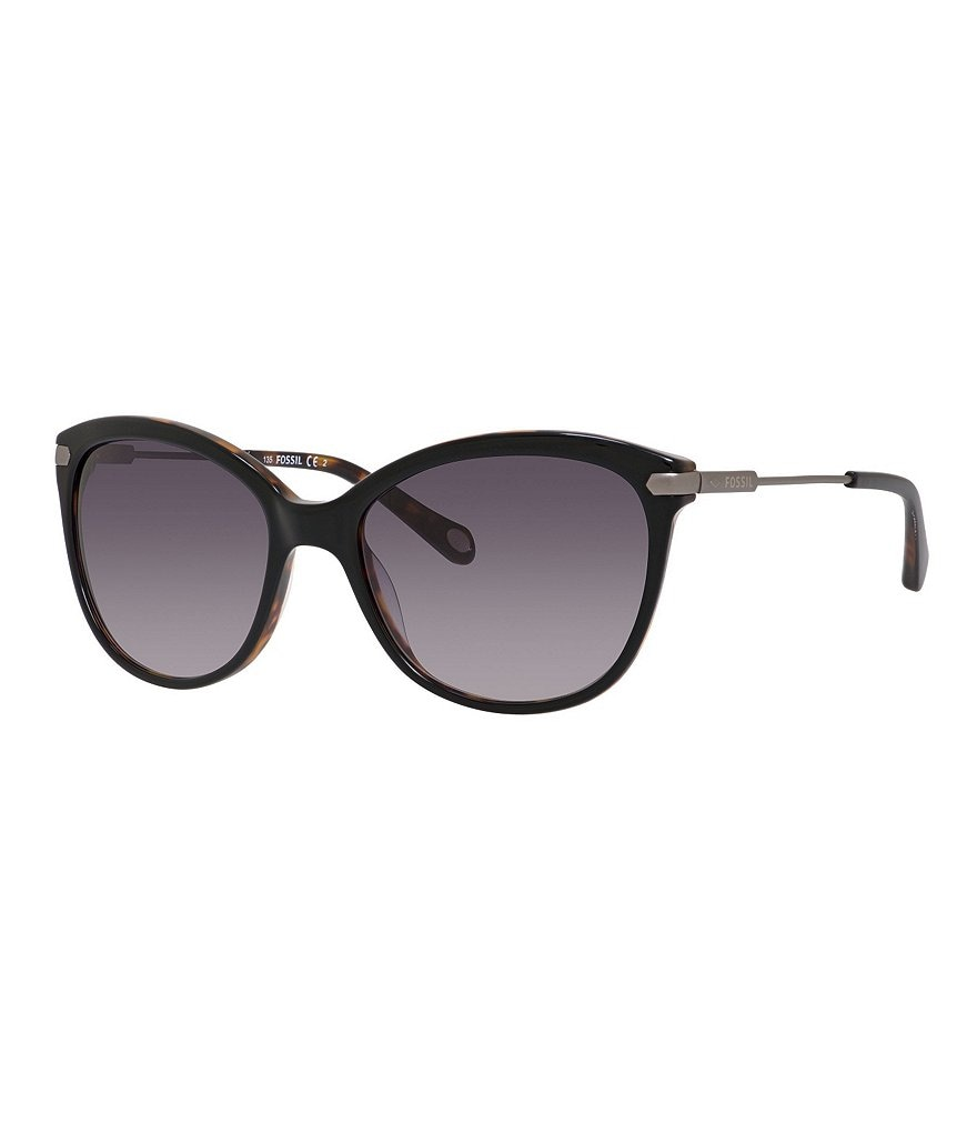 Fossil Gradient Cat-Eye Sunglasses