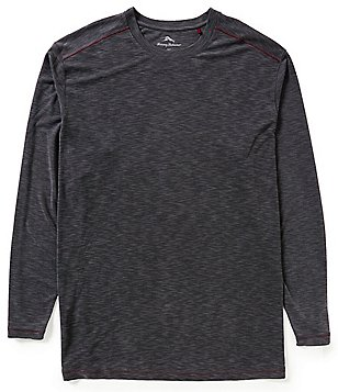 Tommy Bahama Big & Tall Long-Sleeve Paradise Around Tee