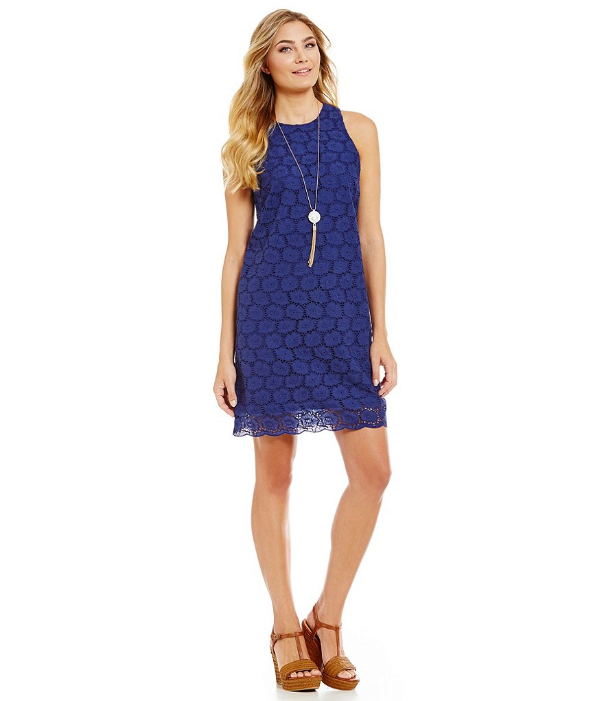 Tommy Bahama Eyelet Love You Dress